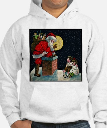 Waiting for Santa Sweatshirt