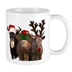 Santa & Friends Mug
