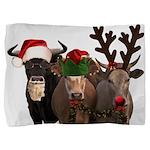 Santa & Friends Pillow Sham