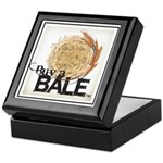 Buy A Bale (Border) Keepsake Box