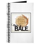 Buy A Bale (Border) Journal