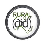 Rural Aid Wall Clock