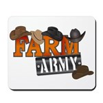 Farm Army Mousepad