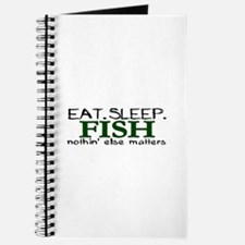 Eat Sleep Fish Journal