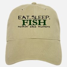 Eat Sleep Fish Cap