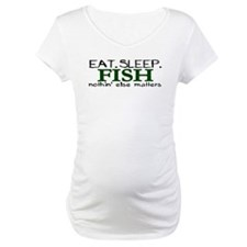 Eat Sleep Fish Shirt