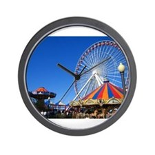 Navy Pier, Chicago Wall Clock