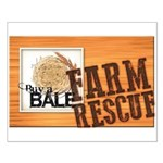 Farm Rescue Small Poster