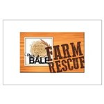 Farm Rescue Large Poster
