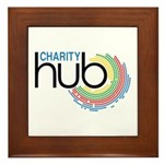 Charity Hub Framed Tile