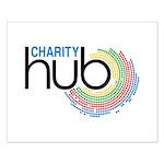 Charity Hub Small Poster