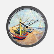 Cute Famous paintings Wall Clock