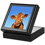 Selfie Cow Keepsake Box