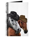 Cowboy Horses Journal