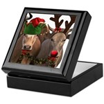Santa & Friends Keepsake Box