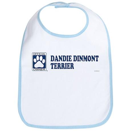 DANDIE DINMONT TERRIER Bib
