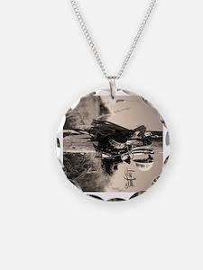 Cute Lineman Necklace