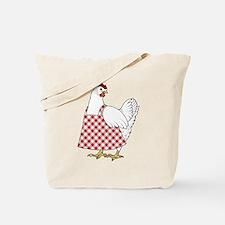 Cute Hens Tote Bag