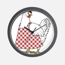 Winner Winner Chicken Dinner Wall Clock