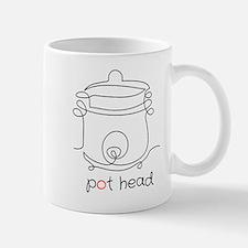 Pot Head Mugs