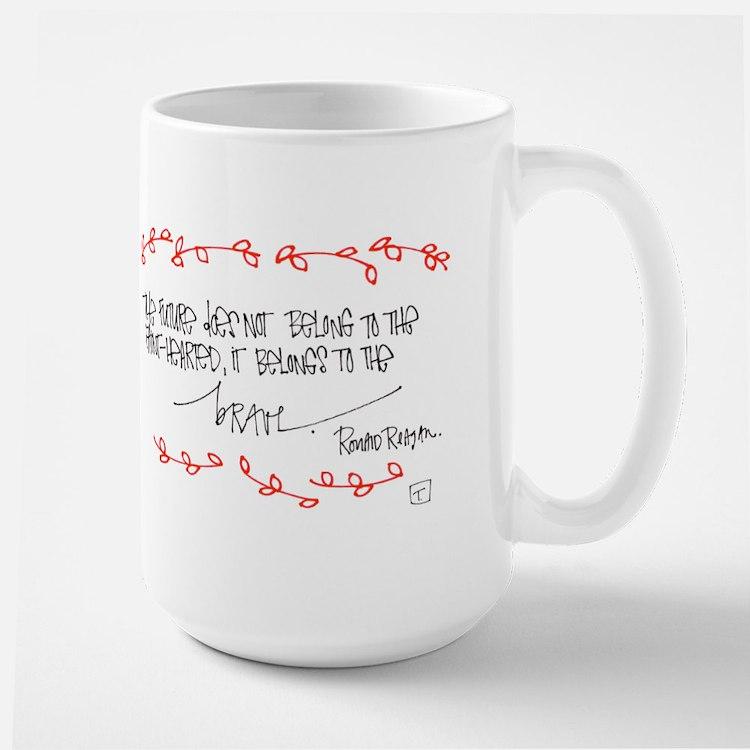 Courageous Living Mugs