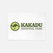 Kakadu NP 5'x7'Area Rug