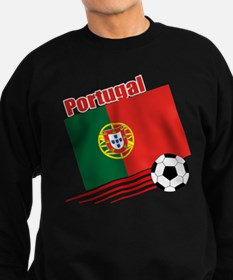 Portugal Soccer Team Sweatshirt