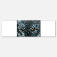 Wolf Soul Bumper Bumper Sticker