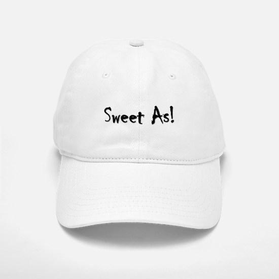 Sweet As 3 Baseball Baseball Cap