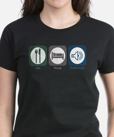 Eat Sleep Audiology T-Shirt