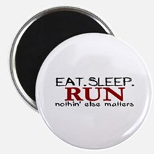 "Eat Sleep Run 2.25"" Magnet (10 pack)"