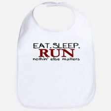 Eat Sleep Run Bib