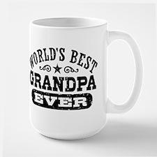 World's Best Grandpa Ever Mugs