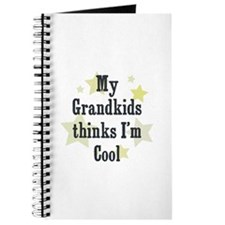 My Grandkids thinks I'm Cool Journal