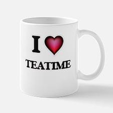 I love Teatime Mugs