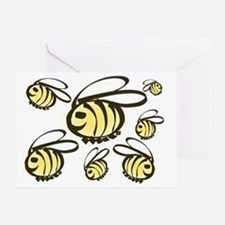Funny Apiary Greeting Card