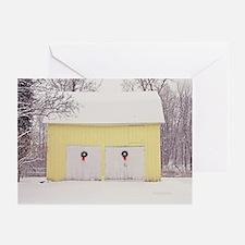 Christmas Barn Greeting Cards (Pk of 10)