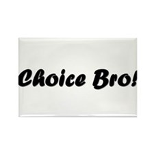 Choice Bro 4 Rectangle Magnet