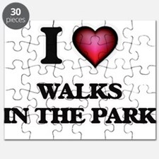 I love Walks In The Park Puzzle