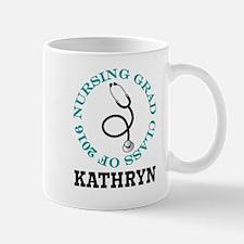 Nursing Graduate 2016 Personalized Mugs