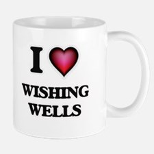 I love Wishing Wells Mugs