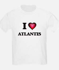 I love Atlantis T-Shirt