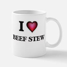I love Beef Stew Mugs
