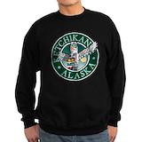 Ketchikan alaska Sweatshirt (dark)