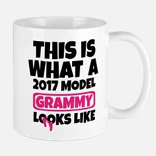 THIS IS WHAT A 2017 MODEL GRAMMY LOOKS LIKE Mugs