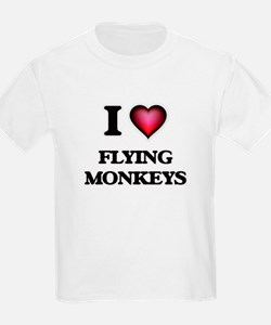 I love Flying Monkeys T-Shirt