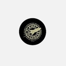 Planet Express Logo Mini Button