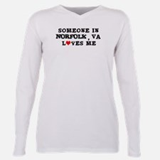 Someone in Norfolk Ash Grey T-Shirt