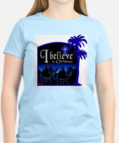 """I Believe in Christmas"" T-Shirt"