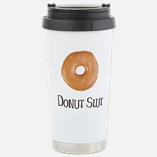 Cute Donuts Travel Mug